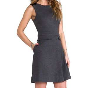 Marc by MARC JACOBS Gray Milly Milano A-line Dress
